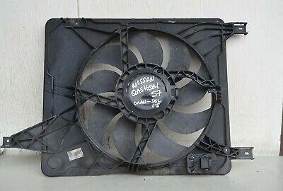 Nissan Qashqai Engine Cooling Fan 2007 J10 Qashqai 1.5 DCi Radiator Fan