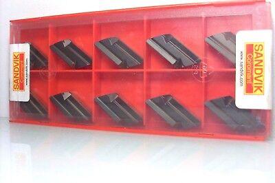 10x Sandvik Knux 160410r11 4325 Indexable Inserts Carbide Inserts