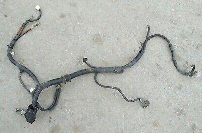 Mazda RX8 231 Battery Wiring Loom Harness