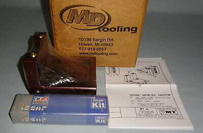 Mt Dwo0730132 Radial Blade Holder With Iscar Blade Kit Machine Tool Holder New