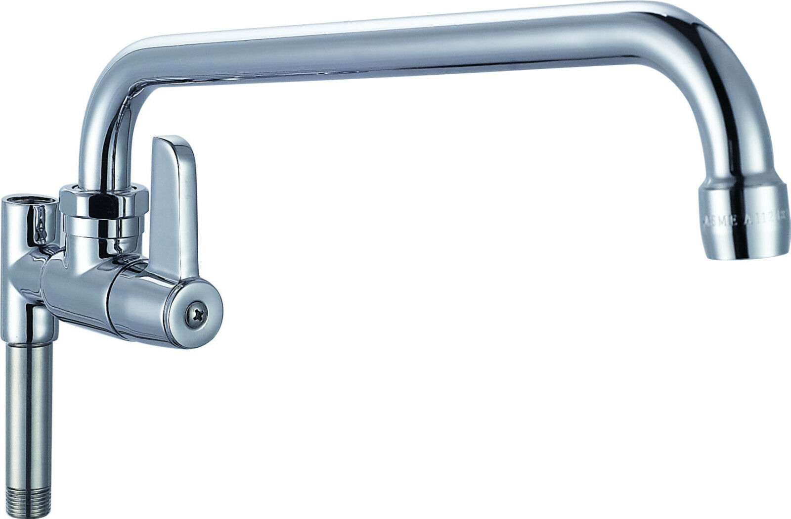 Pre Rinse Arm Commercial Kitchen Sink Spray Tap Set Pot