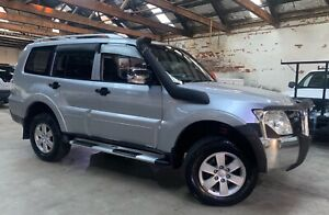 2008 MITSUBISHI PAJERO **AUTO 7 SEATER Launceston Launceston Area Preview