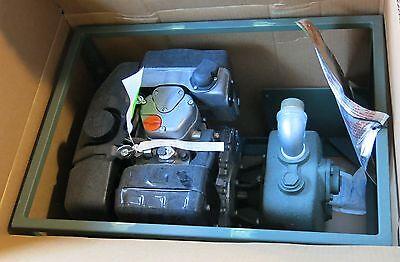 American Marsh Novo 1.5 Lse 65 Gpm Self-prime Diesel Power Water Pump Military