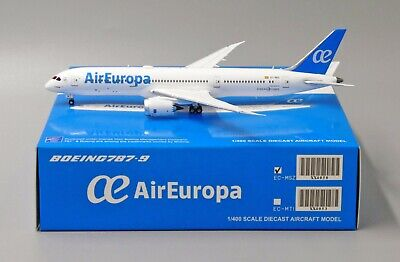 Air Europe B787-9 Reg: EC-MSZ JC Wings Scale 1:400 Diecast Models XX4050 for sale  China