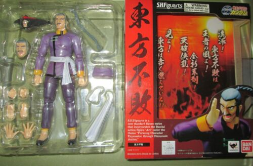 Bandai Tamashii S.H.Figuarts G Gundam Master Asia (open box)