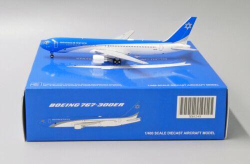 Israeli Air Force B767-300ER Reg: 4X-ISR JC Wings Scale 1:400 Diecast XX4248