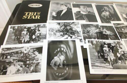THE CANDYMAN VIRGINIA MADSEN MOVIE PRESS KIT 17 PHOTOGRAPHS