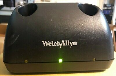 Welch Allyn 7114x Universal Desktop Charger Otoscope As Pictured Nice Condition