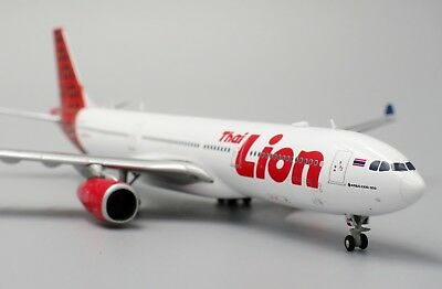 JC Wings 1:400 Thai Lion Air Airbus A330-300 ''Delivery'' HS-LAH LH4065
