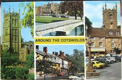 England Around the Cotswolds Chipping Campden etc - posted
