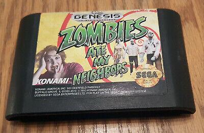 Sega Genesis Game: Zombies Ate My Neighbors, usado comprar usado  Enviando para Brazil