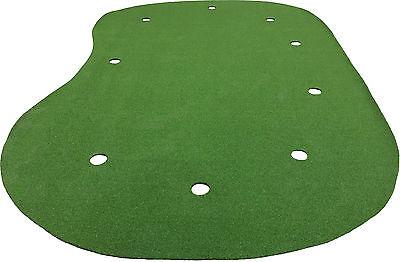 9 Feet x 15 Feet Professional Synthetic Turf Grass Nylon Practice Putting Green