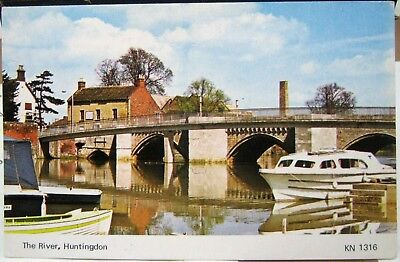 England River Huntingdon - posted