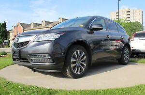"""2015 Acura MDX Technology Package """"An easy choice for shopper..."""
