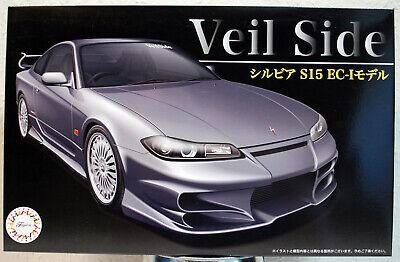 Aoshima 052143 1:24 PS15  Vertex Ridge 1999 Nissan Silvia S 15