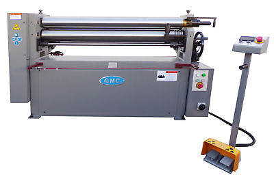 Gmc 4 X 14 Initial Pinch Power Plate Bending Roll Pbr-0425e