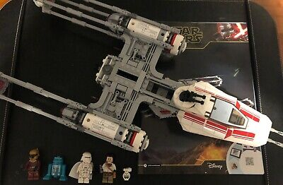 Lego Star Wars 75249 Resistance Y-Wing Starfigter - Mint/Complete with inst.