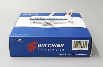 JC Wings 1:400 Air China COMAC C919 ''Fantasy'' B-XXXX XX4147
