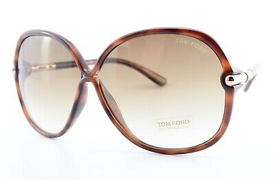 Tom Ford Sunglasses Islay TF224 52F 63 10 130 Lady Tortoise c2011+ D&g Case