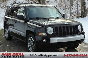 2008 Jeep Patriot Limited: 4WD/Fully Loaded/Heated Seats