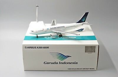 Garuda Indonesia A300-600R PK-GAN JC Wings 1:200 Diecast LH2069  SOLD OUT ITEM!!, used for sale  Shipping to Canada
