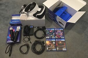 PSVR Bundle *original receipts