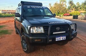 1999 4.2 Diesel Toyota LandCruiser 105 Series Broome Broome City Preview