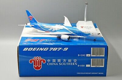 China Southern B787-9 Reg: B-1242 JC Wings 1:200 Diecast Models LH2126 LAST TWO! for sale  China