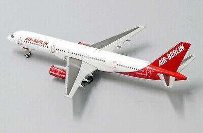 Jc Wings LH4091 1/400 Aire Berlín Boeing 757-200 Reg : Hb-Ihr con Antena