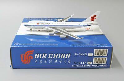 JC Wings 1:400 Air China Boeing B747-400 B-2447 XX4060