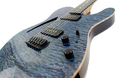 Suhr Classic T Custom Guitar With Hard Case. Stunning!!