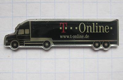 DEUTSCHE TELEKOM  / T-ONLINE / TRUCK  ......... Pin (105b)