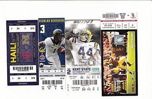 LOT OF 100 DIFFERENT COLLEGE FOOTBALL SEASON TICKET STUBS AUBURN NOTRE DAME USC