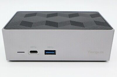 Targus USB-C Thunderbolt 3 Dock Station with PD 85W Dock220usz DV4K