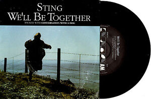 STING-THE-POLICE-WELL-BE-TOGETHER-7-45-VINYL-RECORD-PIC-SLV-1987