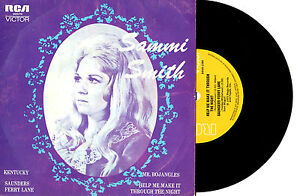 SAMMI-SMITH-HELP-ME-MAKE-IT-THROUGH-THE-NIGHT-EP-7-45-RECORD-PIC-SLV-1973
