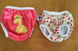 Couche-maillot fille