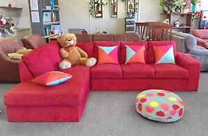 TODAY DELIVERY BEAUTIFUL L SHAPE lounge suite couch QUICK SALE Perth Perth City Area Preview