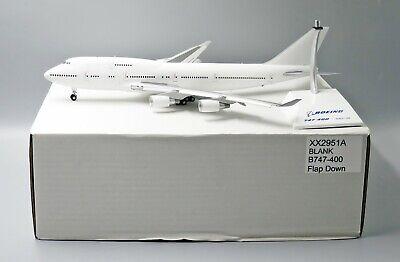 Blank B747-400