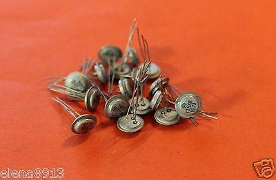 Transistors Germanium Gt309v 2sa400 Ussr Lot Of 20 Pcs