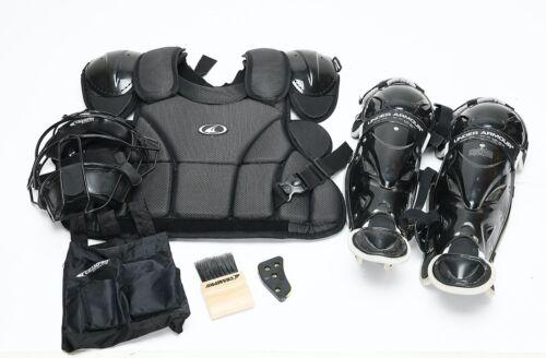 Champro Varsity Baseball Umpire Equipment Gear Complete Kit Set NICE!!!