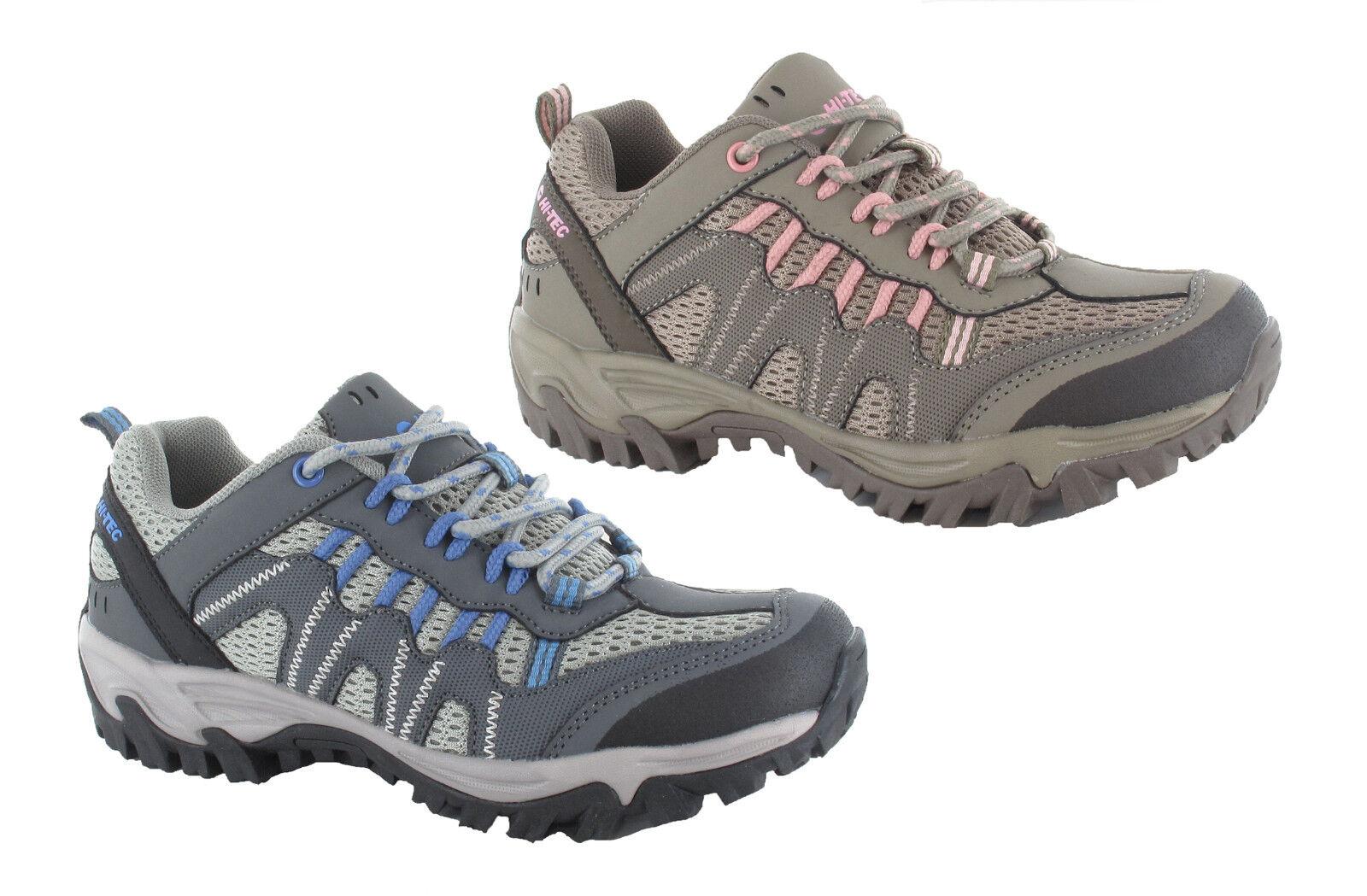 e386e812 Details about Hi-Tec Jaguar Womens Walking Outdoor Comfort Trail Trainer 2  Colours UK4-8