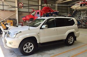 2008 Toyota LandCruiser Wagon Castle Hill Townsville City Preview