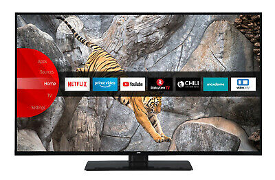 JVC LT-55V65LUA Fernseher 55 Zoll Ultra HD Triple Tuner SmartTV Dolby Vision HDR