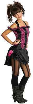 Saloon Girl Wild West Western Cowgirl Fancy Dress - Wild West Dress Up