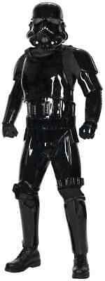 Shadow Trooper Star Wars Black Stormtrooper Supreme Edition Collector Costume