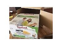 Tefal ActiFry Low Fat Fryer, white Family size Healthy-fry using only one spoonful of oil and cook
