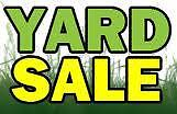2-3 DAY 'CLEARING OUT STUFF' YARD SALE!