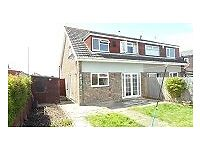 3 Bed house, 2 doubles, 1 single in Whitchurch with double driveway! for £950pm!