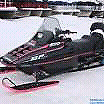 1997 polaris indy 500 sled